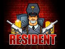 Resident в игровом клубе Вулкан