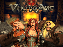 Viking Age в клубе Вулкан на деньги