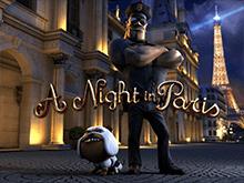 Ночь В Париже в игровом клубе Вулкан