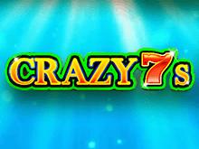 Crazy 7's — виртуальный онлайн автомат