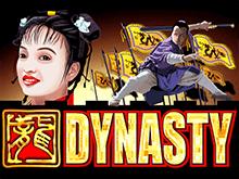 Dynasty — игровой автомат онлайн