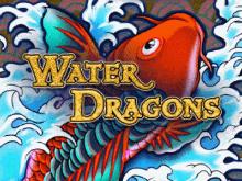 Water Dragons — автомат с реальными выплатами
